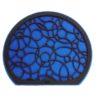 KEAS Grille Blue Pattern